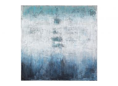 Tablou Shades of Blue 100x100