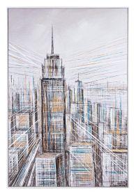 Tablou Cityscape 82x122