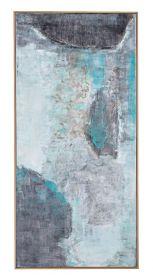 Tablou Blue Essence 72x152
