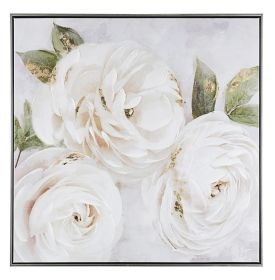 Tablou White Roses 72x72