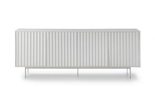 Comoda Sierra White 210 cm