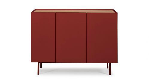Comoda Arista Red 110 cm