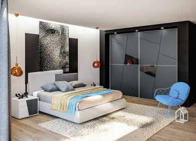 Mobilier dormitor Cherie