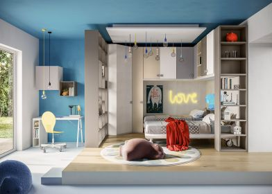 Camera de copii Top CM202