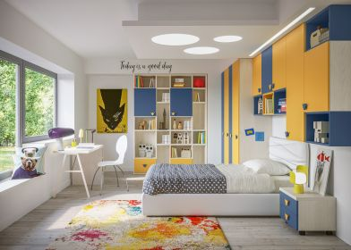 Camera de copii Top CM210