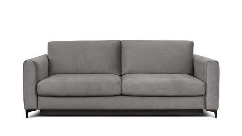 Canapea extensibila 3 locuri Bella S Kingston Grey