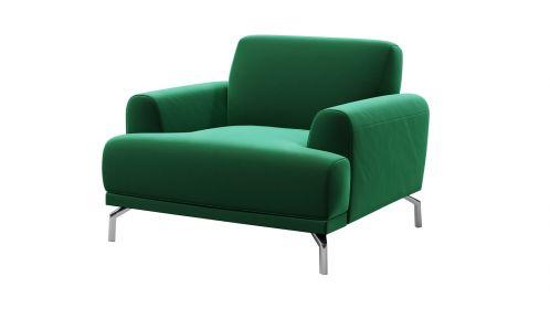 Fotoliu Pavia Velvet Green