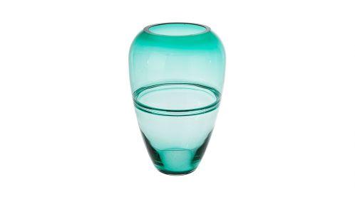 Vaza Illusion Conical Blue