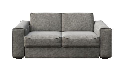 Canapea extensibila 2 locuri Martini Grey