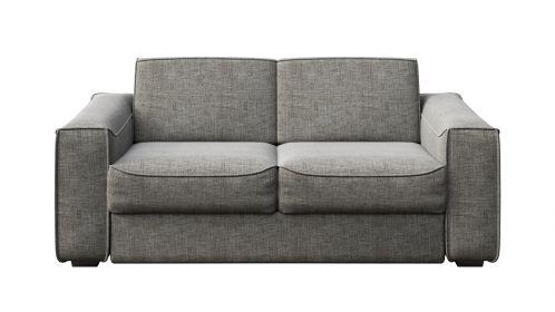 Canapea extensibila 3 locuri Martini Grey