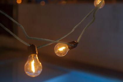 Ghirlanda luminoasa Allegra Jute Cable