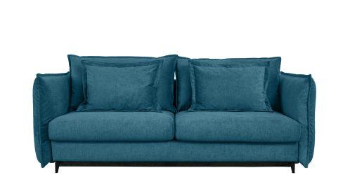 Canapea extensibila 3 locuri Eva Piano Ocean Blue