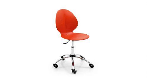 Scaun de birou rotativ piele Basil CH
