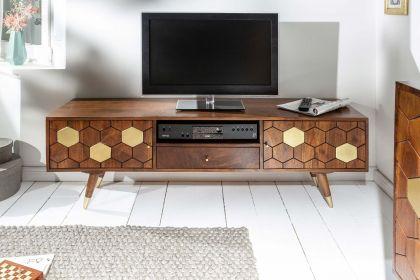 Comoda TV Mystic Living Hexagon 140 cm