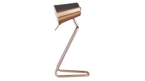 Veioza Z Copper