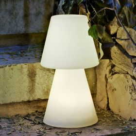 Lampa Lola 20 cm + Baterie reincarcabila