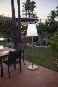 Lampa Lola Slim 180 cm Brass