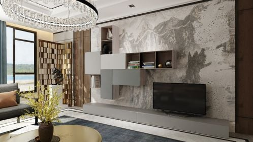 Mobilier Living Giorno M1C