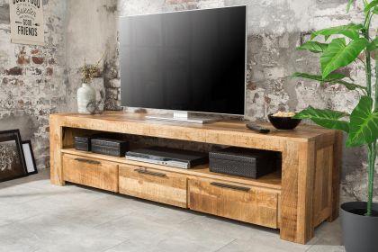 Comoda TV Iron Craft Mango 170 cm