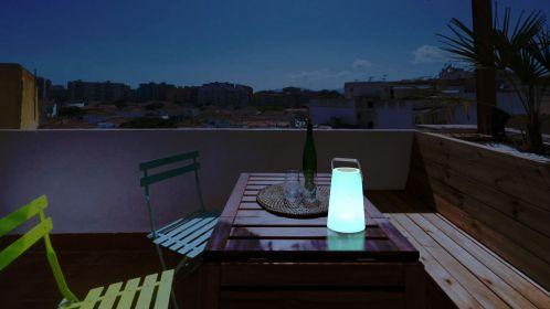 Lampa solara Nomada