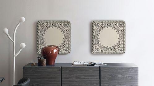 Oglinda Damasco 60X60