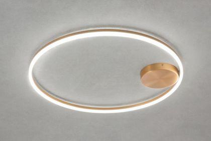 Aplica Orbit Led Brass