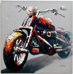 Tablou Dreams Motocicleta