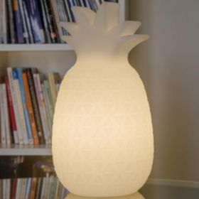 Lampa decorativa Samba White 40 cm