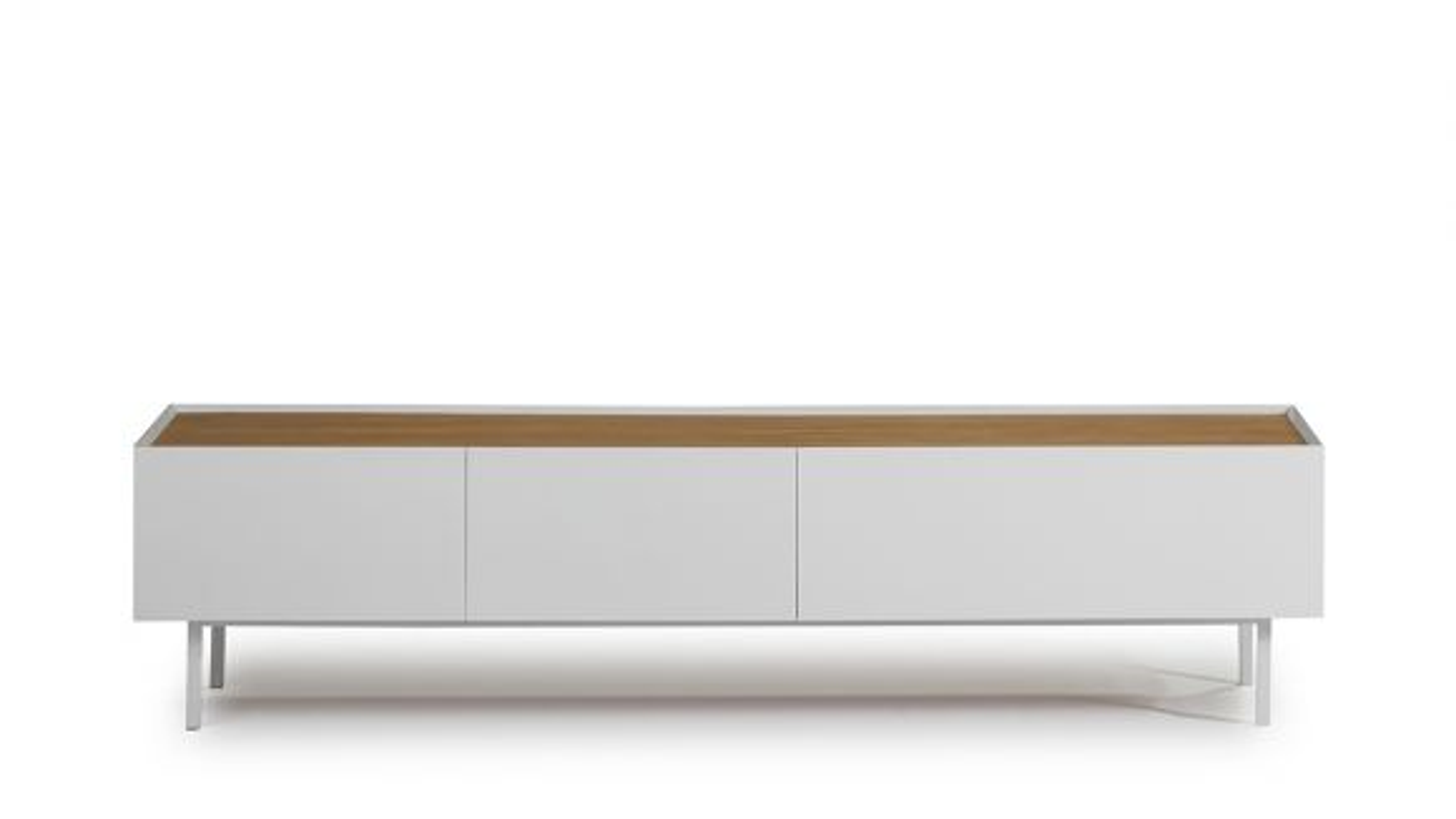 Comoda TV Arista White 180 cm