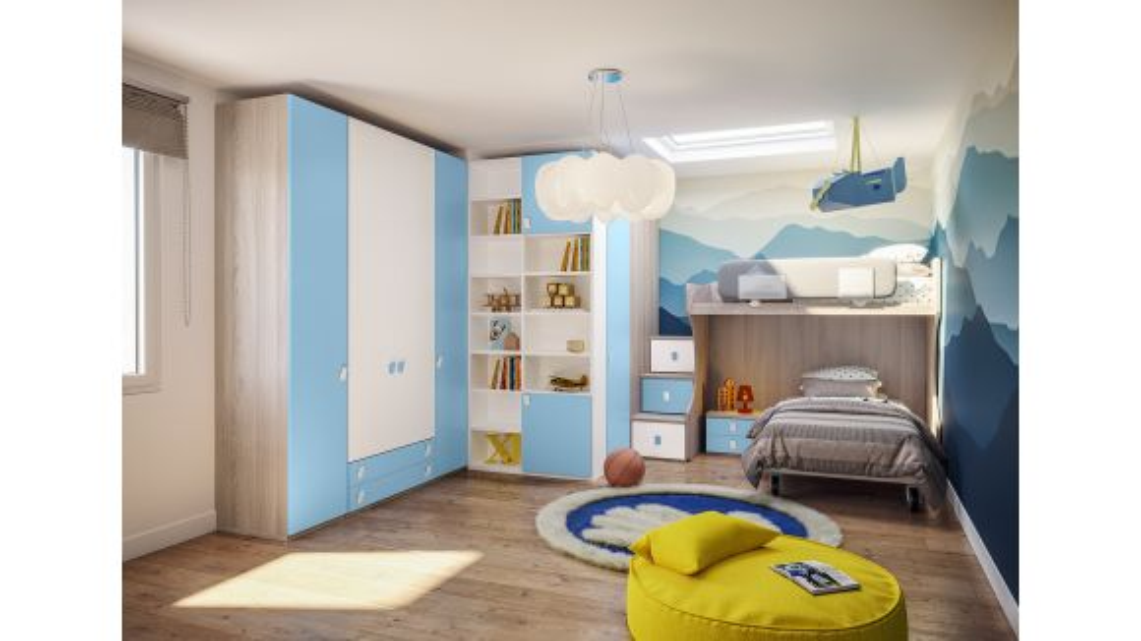 Camera de copii Top CM206