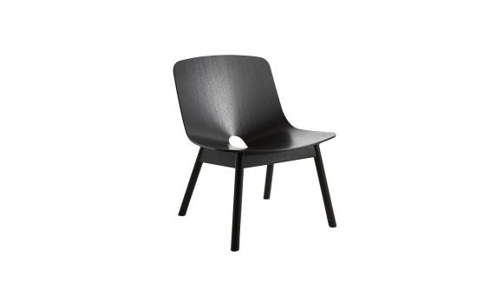 Scaun Mono Lounge Black