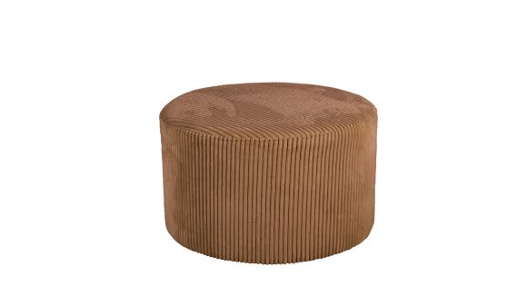 Pouf Glam Brown Small