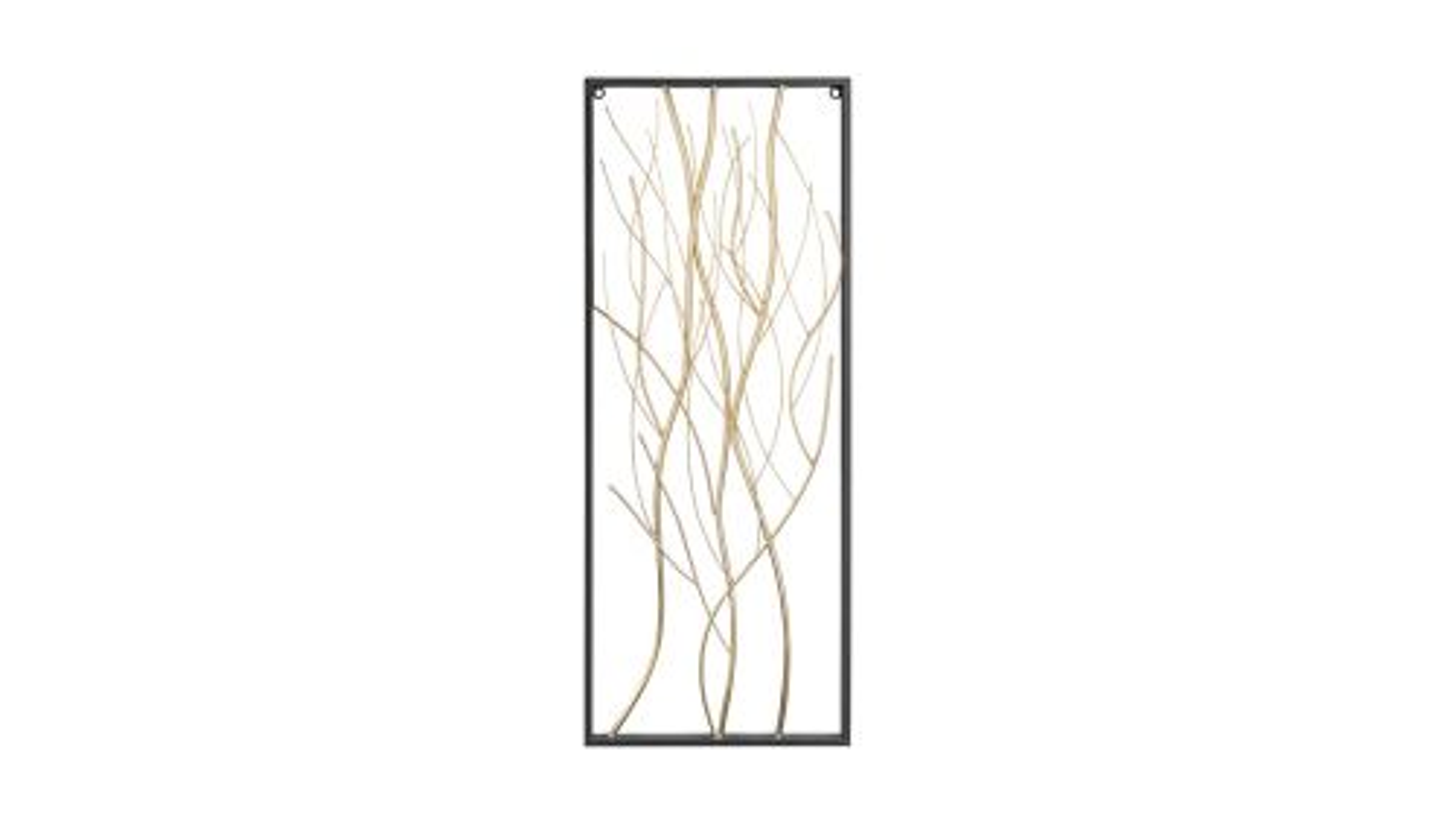 Decoratiune De Perete Branches Gold