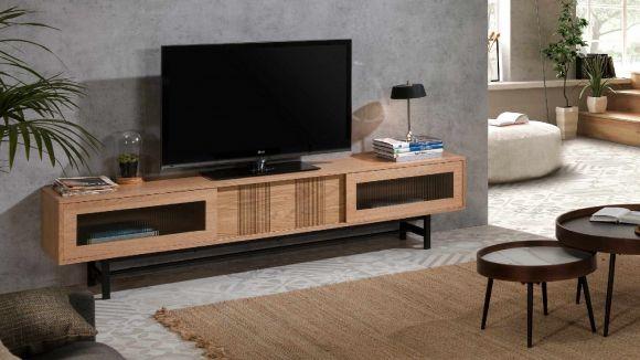 Comoda TV Malena Oak