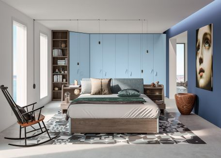 Mobilier dormitor Verdi
