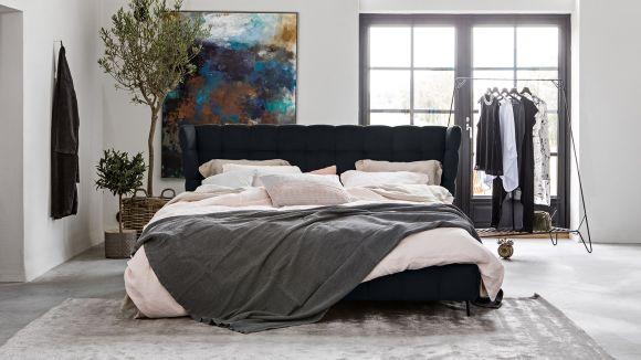 Pat Milano 2 Textil Celine Midnight Blue 180x200