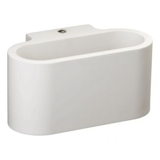 Aplica Baruth White 18 cm 1X40W