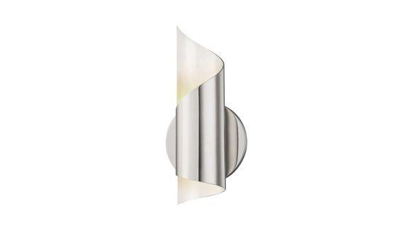 Aplica Evie Polished Nickel