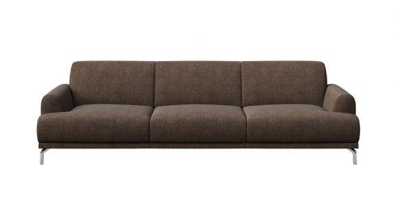 Canapea liniara 3 locuri Pavia Brown