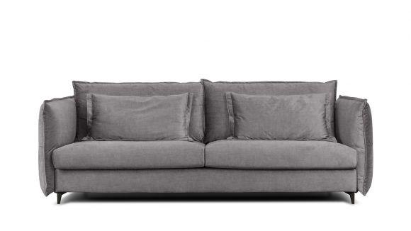 Canapea liniara 4 locuri Eva Kingston Grey